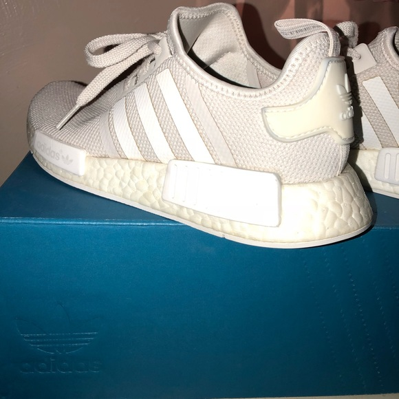d6effaa0bff0 adidas Shoes - Adidas NMD R1 Runner Women s Talc Off White Cream